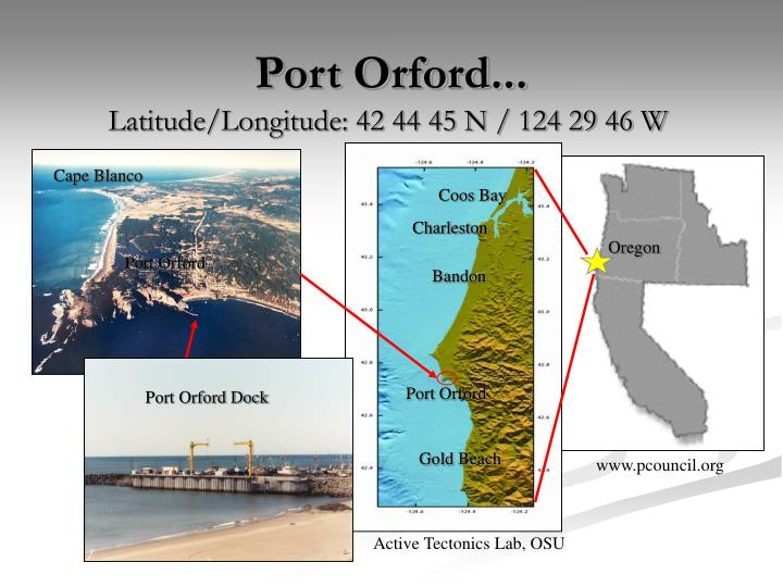 Port orford
