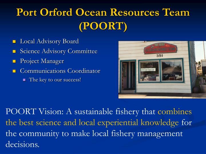 Local Advisory Board
