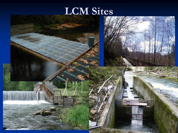 LCM Sites