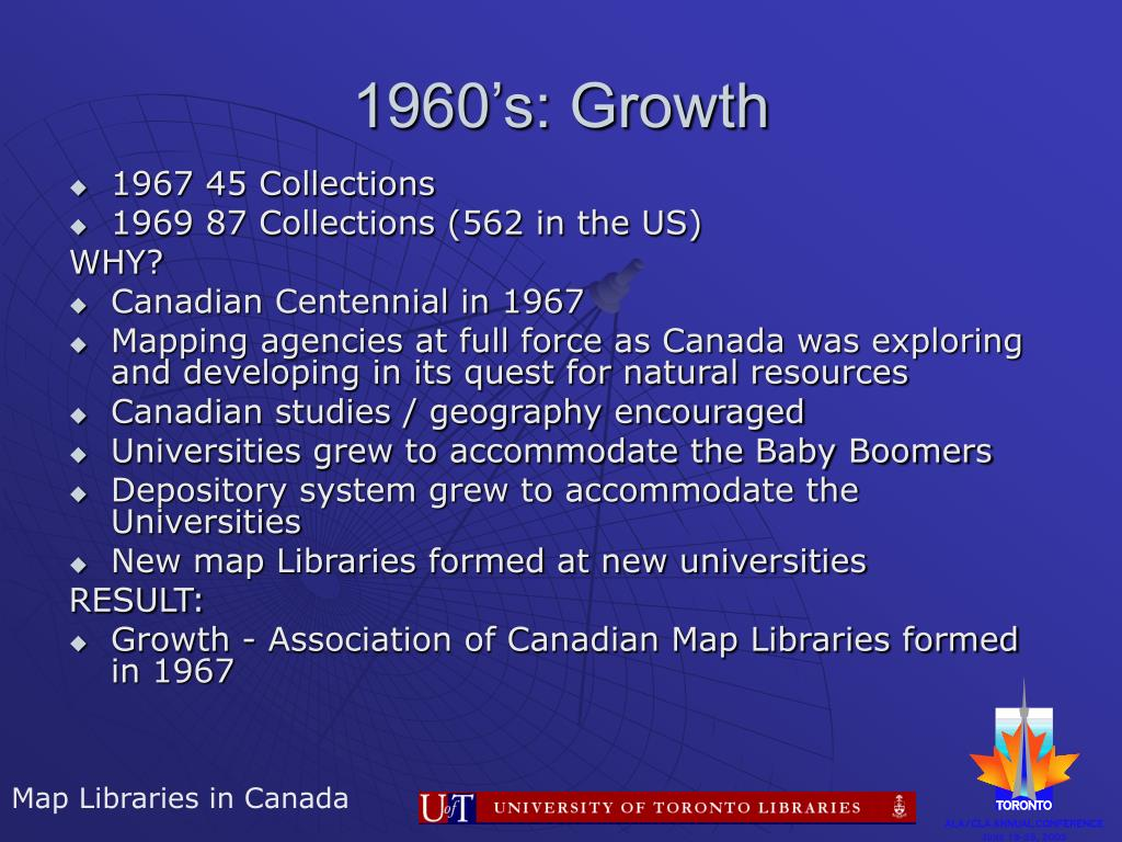 Ppt The History And Current Direction Of Canadian Map