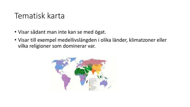Ppt Topografisk Karta Powerpoint Presentation Id4665917