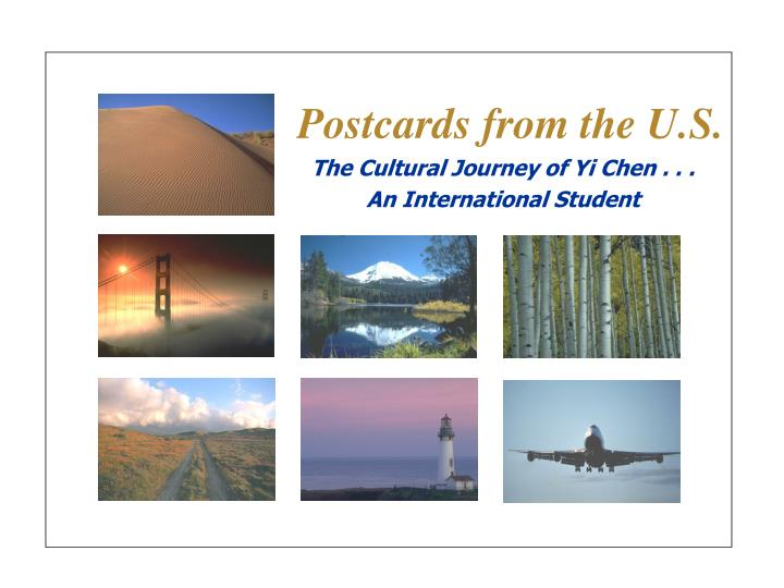 postcards from the u s n.