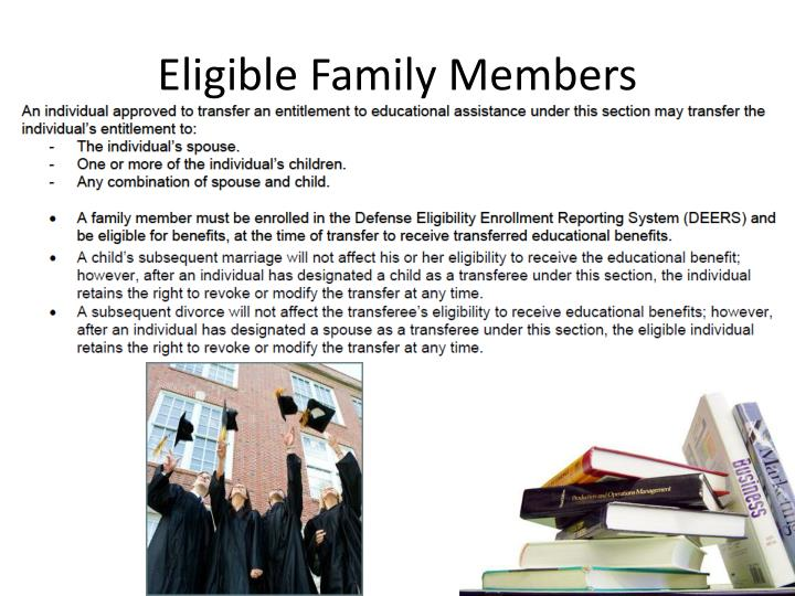 Eligible Family Members