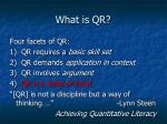 what is qr7