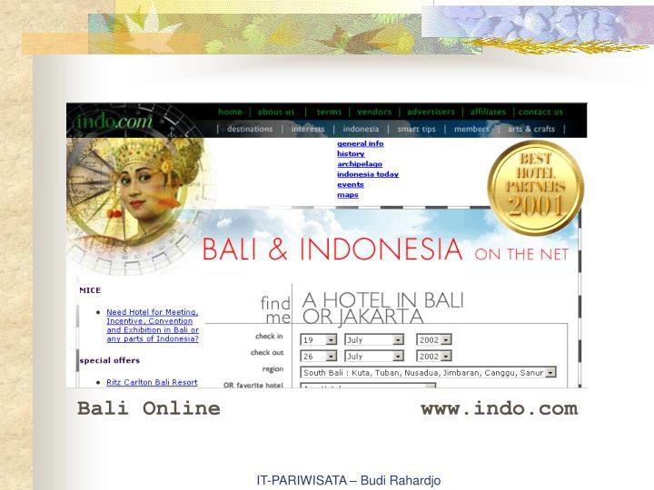 Bali Online
