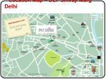 location map dlf shivaji marg delhi