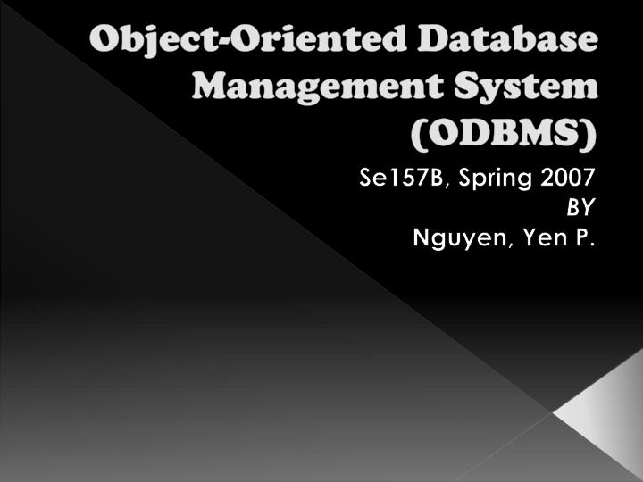 object oriented database development Also called: object-oriented software development tools definition: rational rose is an object-oriented unified modeling language (uml) software design tool intended for visual modeling and component construction of enterprise-level software applications in much the same way a theatricaldirector blocks out a play, a software designer uses rational rose to visually create (model) the framework.