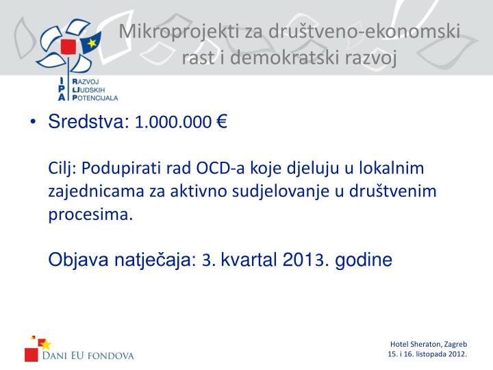 Mikroprojekti