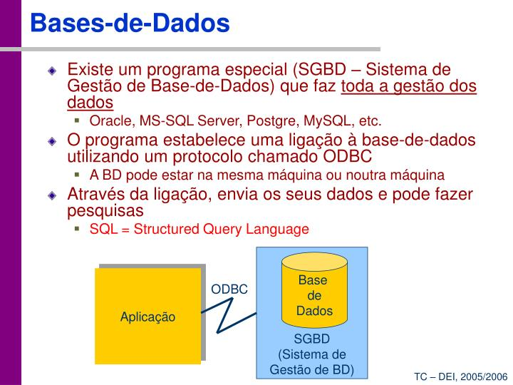 Bases-de-Dados
