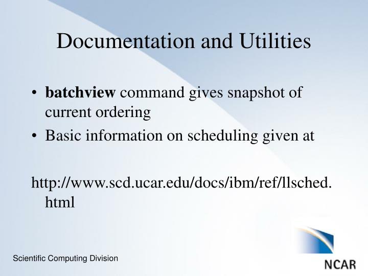 batchview