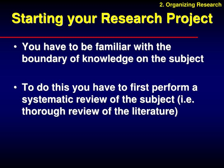 research project 1 1 choosing a research problem toggle the description of the project's methodology complements a list of sources in that it sets forth the organization and.