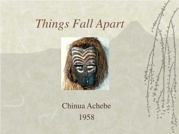the theme of gender roles in things fall apart by chinua achebe An analysis of the roles of family members in things fall apart, a novel by chinua achebe  colonization in heart of darkness by joseph conrad and things fall apart.