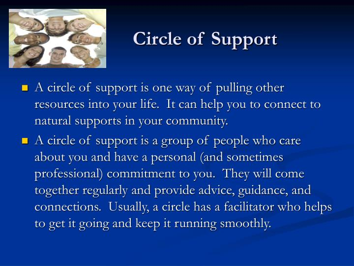 Circle of Support