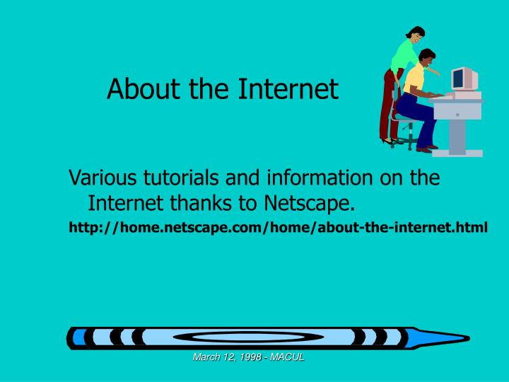 About the Internet