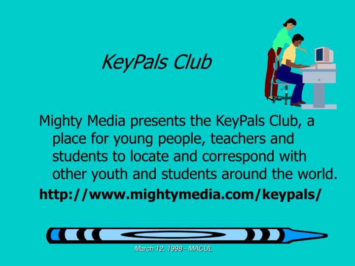 KeyPals Club