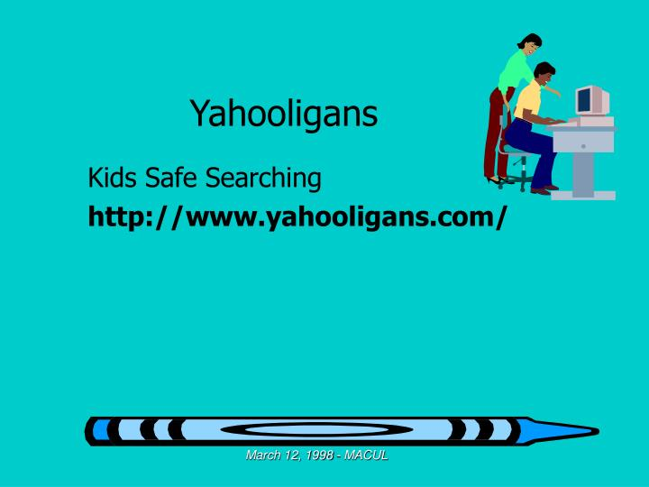 Yahooligans