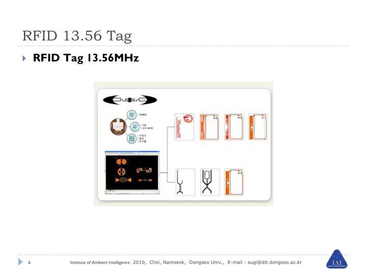 RFID 13.56 Tag