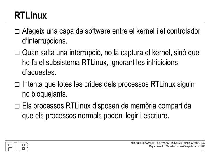 RTLinux