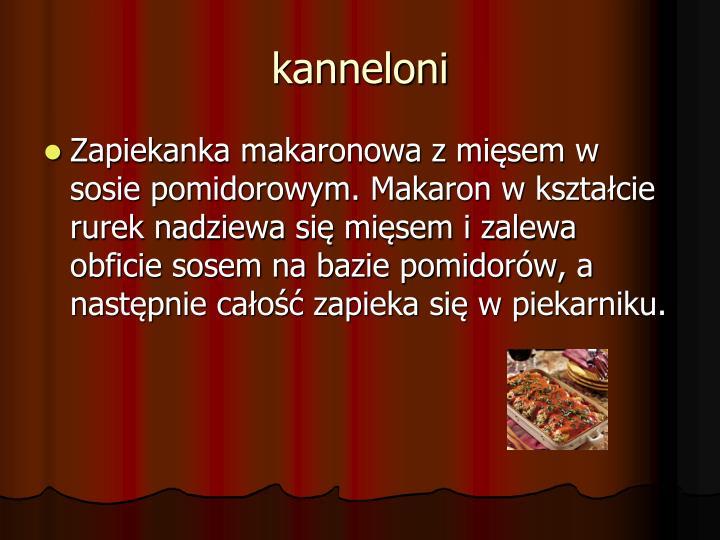 kanneloni