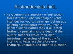 postmodernists think2