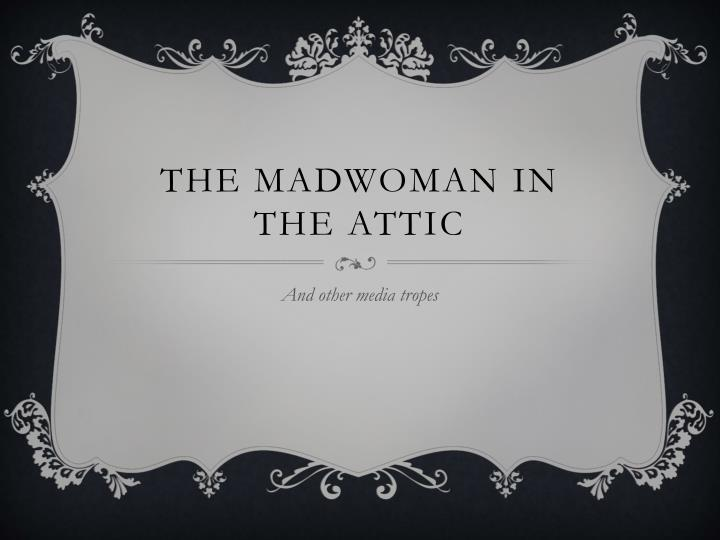 the madwoman in the attic n.
