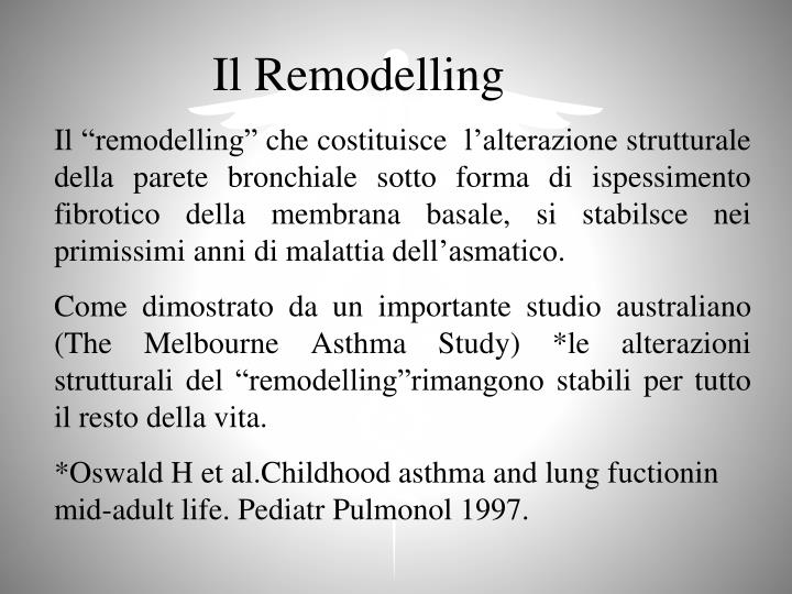 Il Remodelling