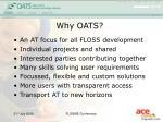why oats