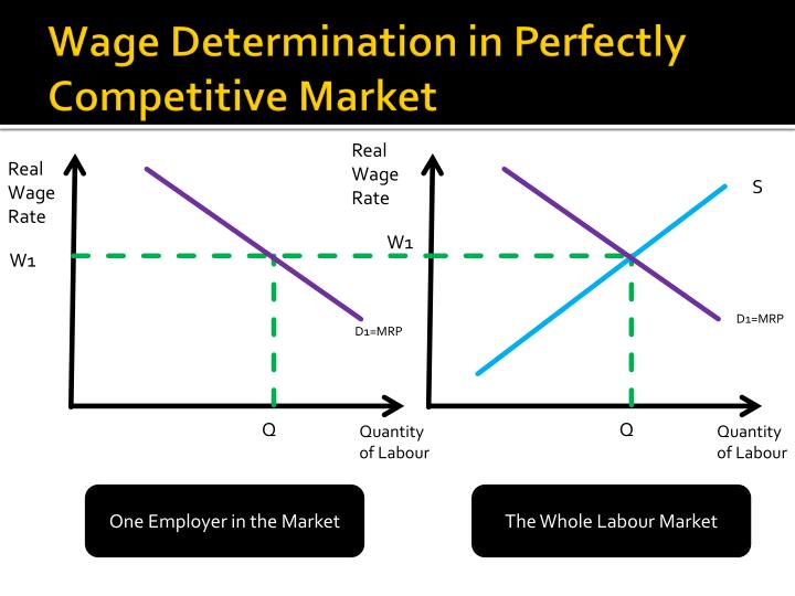wage determinant paper Literature review from vaughan dickson and tony myatt, the determinants of provincial minimum wages in canada, journal of labor research 23 (2002), 57-68: in the last few years, prompted largely by the work of card and kruger (1995), numerous articles on the employment effects of minimum wage legislation have appeared.