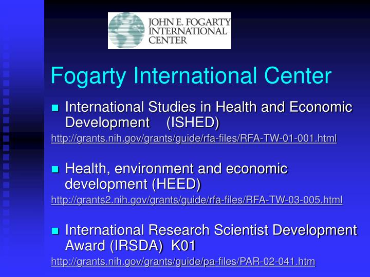 Fogarty International Center