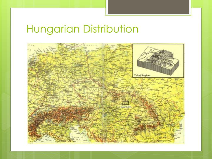 Hungarian Distribution
