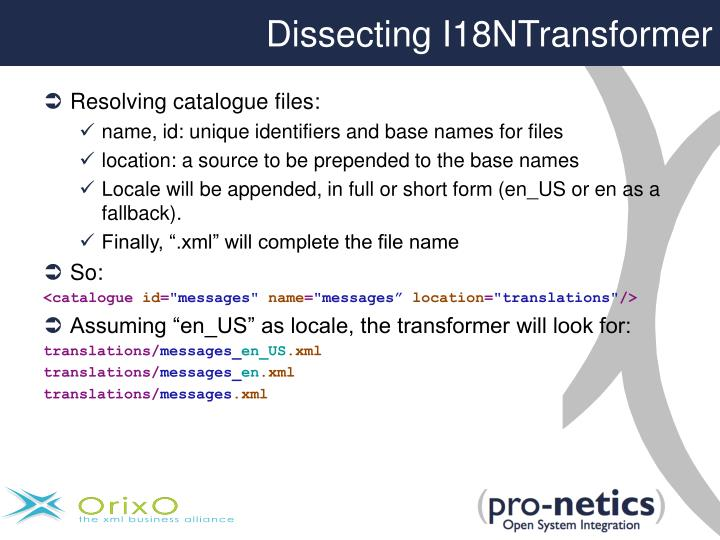 Dissecting I18NTransformer