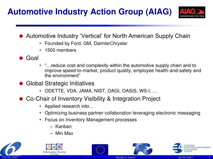 automotive industry action group aiag n.