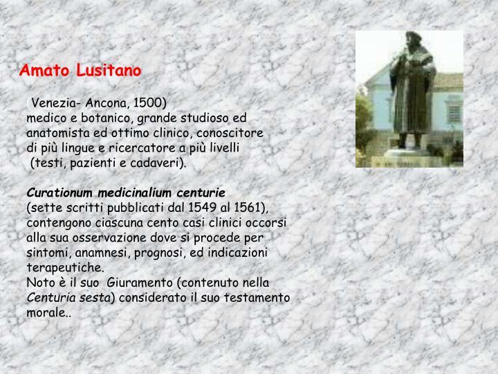 Amato Lusitano
