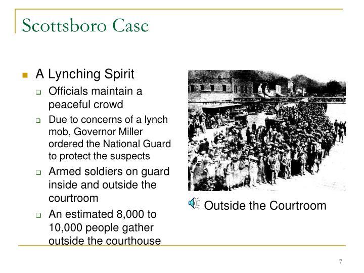 A Lynching Spirit