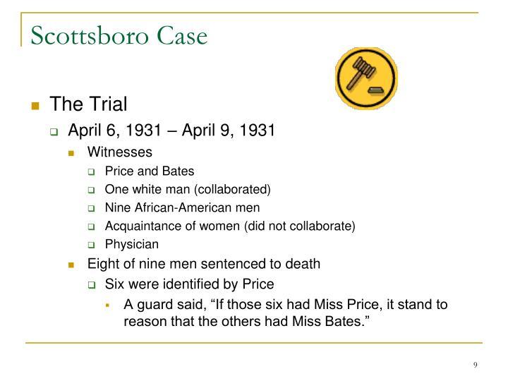Scottsboro Case