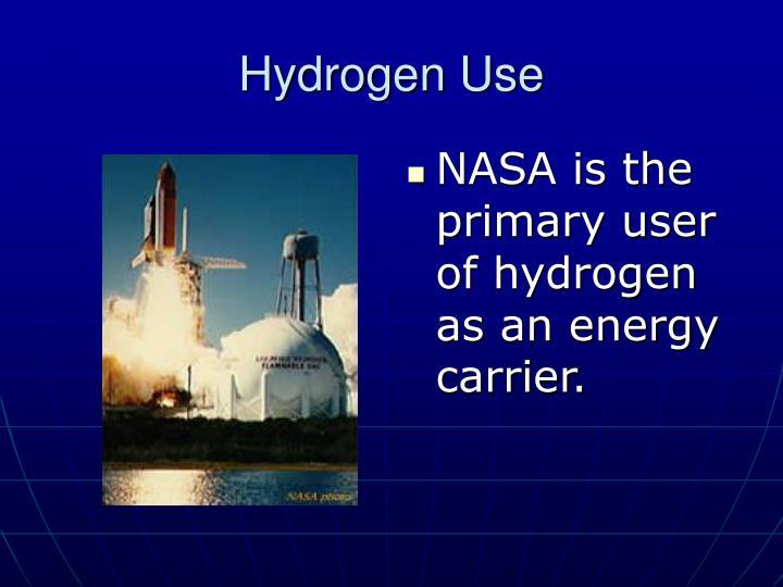 Hydrogen Use