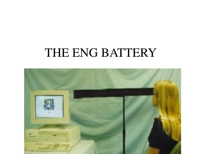 the eng battery n.