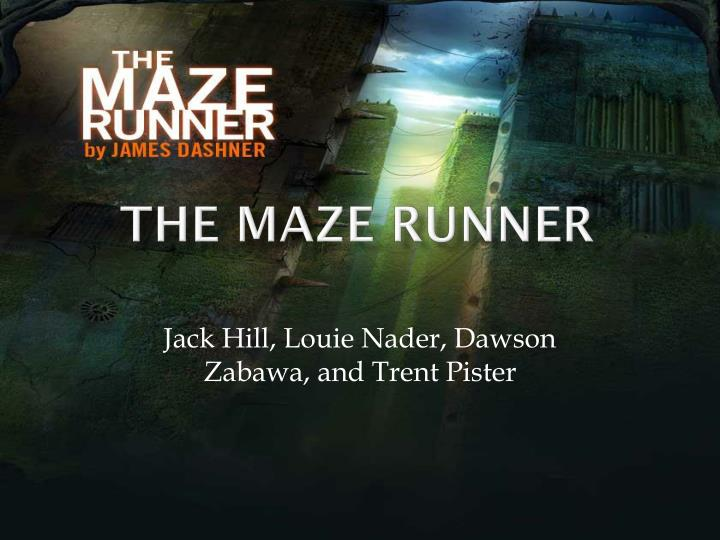 the maze runner n.