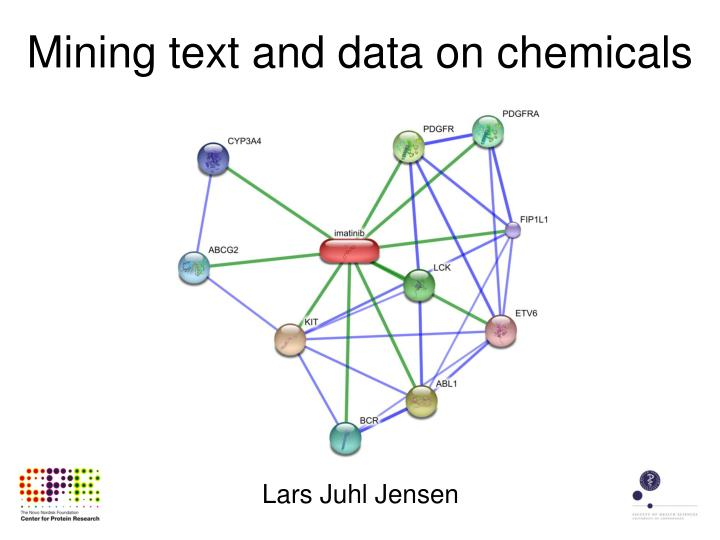 mining text and data on chemicals n.