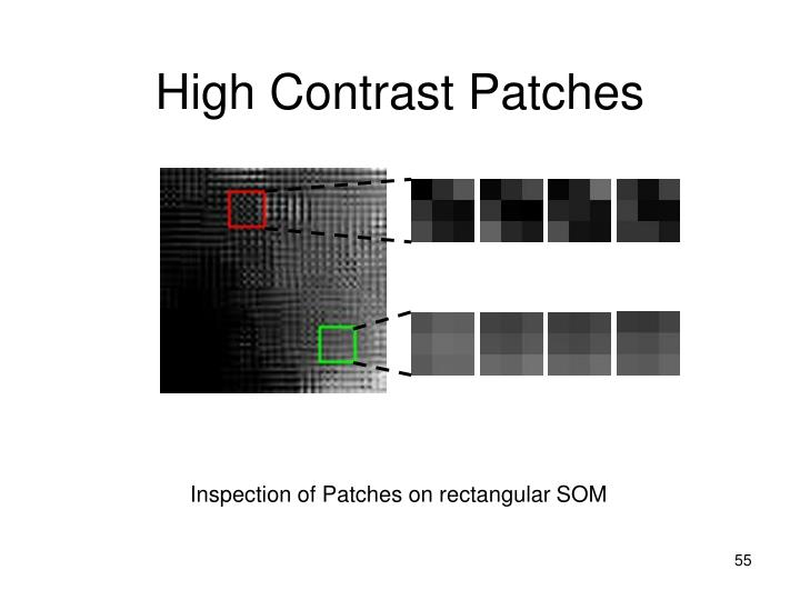 High Contrast Patches