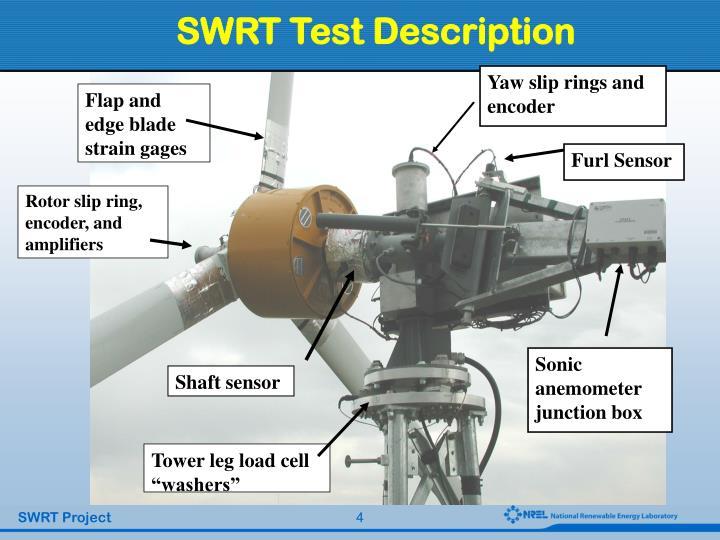 SWRT Test Description