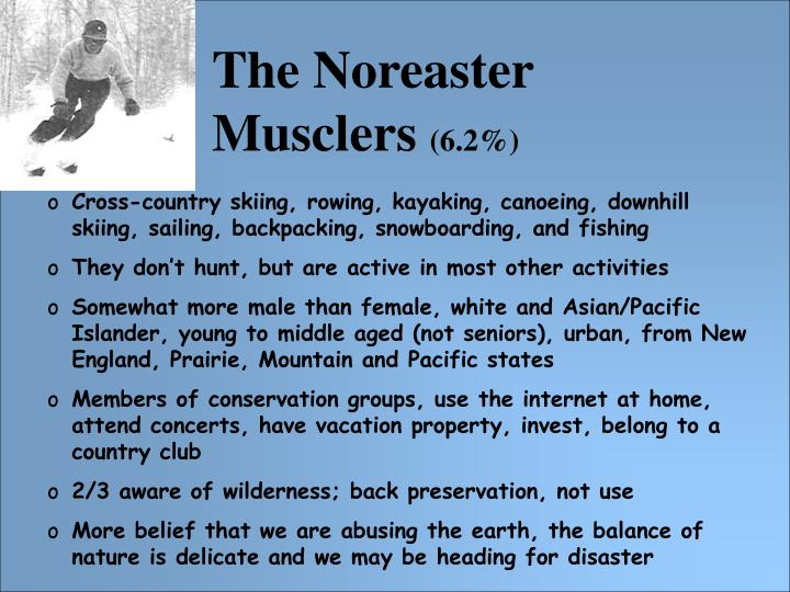 The Noreaster Musclers