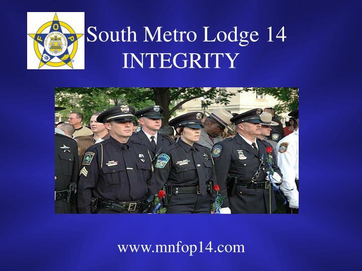 South Metro Lodge 14
