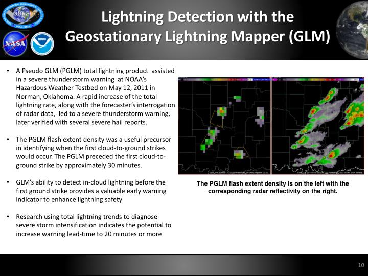 Lightning Detection with the