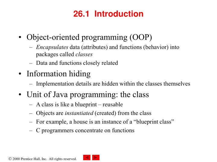 26 1 introduction