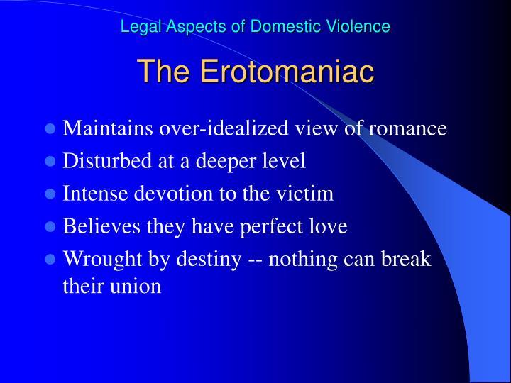 The Erotomaniac