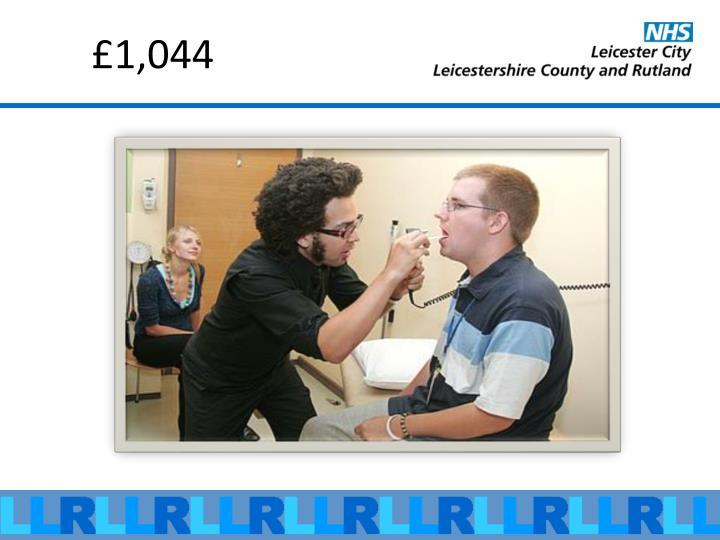 £1,044