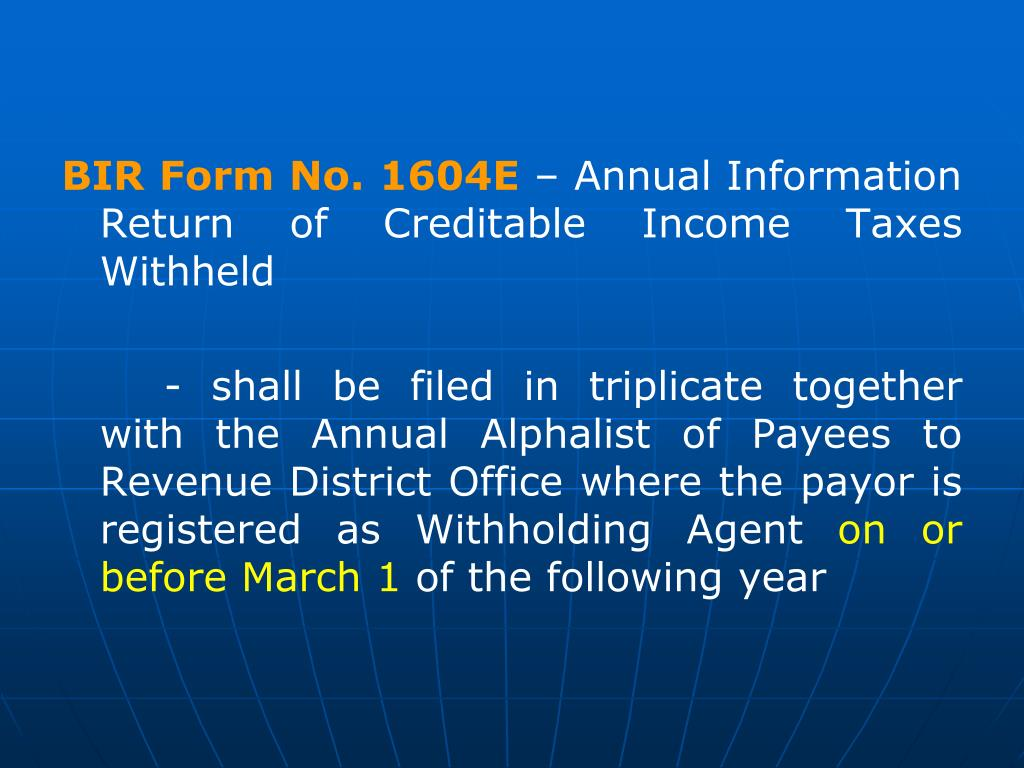 PPT - Tax Obligations of LGUs, Foundations and NGOs