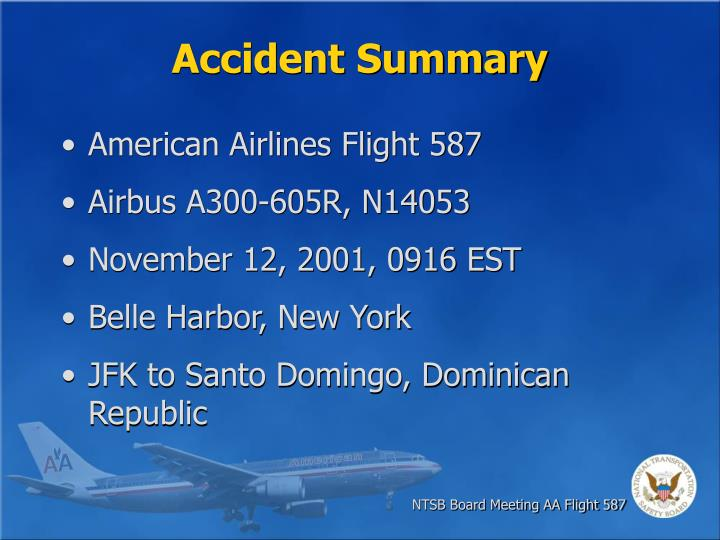 american airlines flight 587 disaster over new york