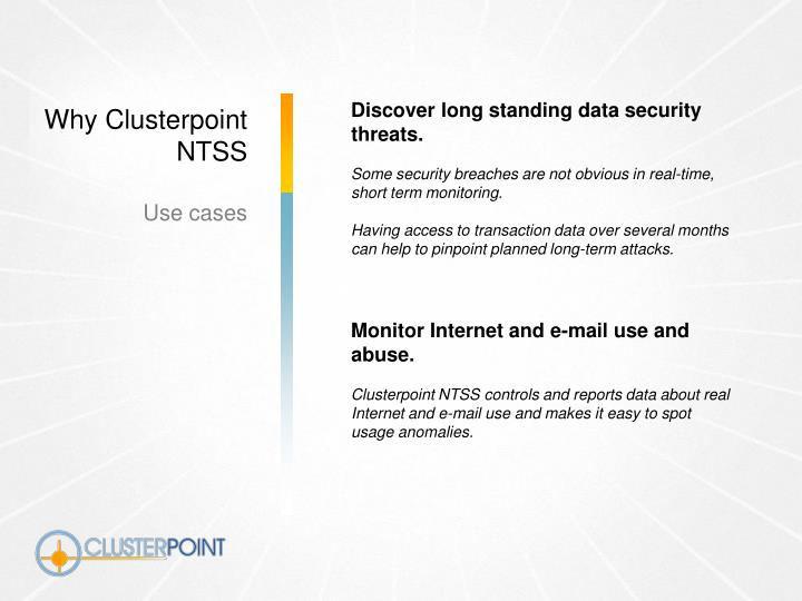 Discover long standing data security threats.